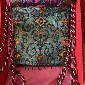 Gucci Sneakers And Matching Handbag